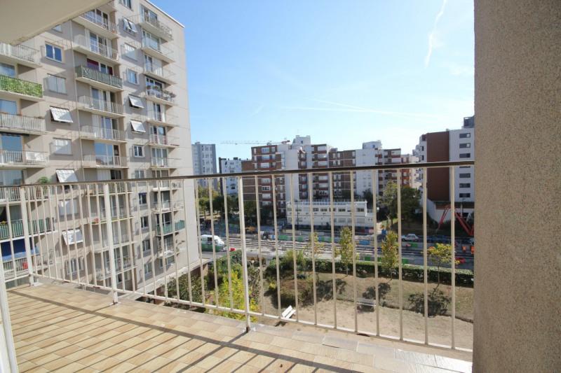Rental apartment Asnières-sur-seine 1045€ CC - Picture 1