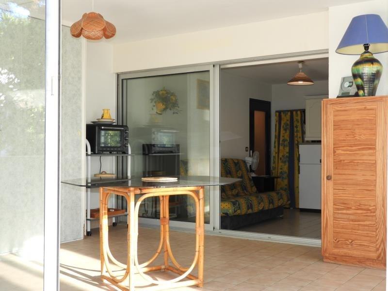 Sale apartment La grande motte 132000€ - Picture 2