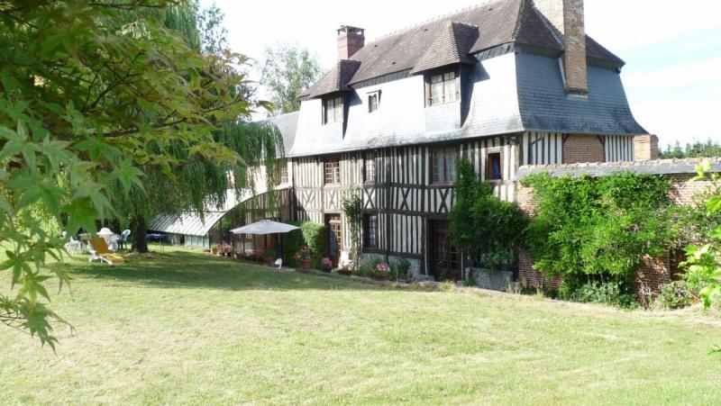 Deluxe sale house / villa Lisieux 551250€ - Picture 10