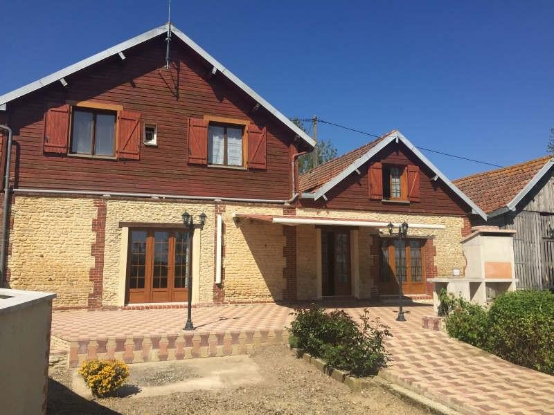 Vente maison / villa Mezidon canon 286000€ - Photo 1