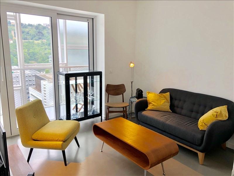 Rental apartment Lyon 2ème 1000€ CC - Picture 2