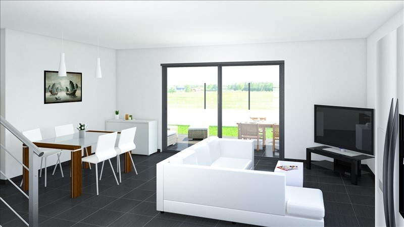 Revenda casa Les avirons 375000€ - Fotografia 5