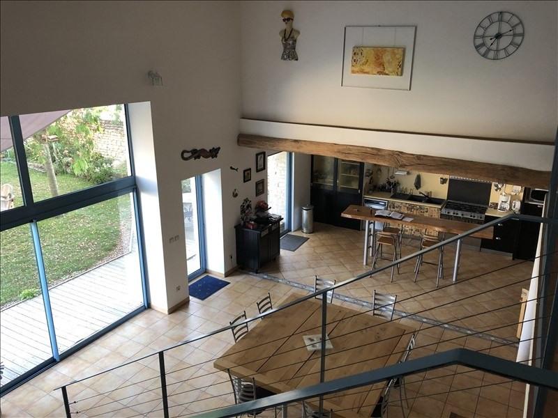 Vente maison / villa Champigny le sec 294000€ - Photo 6