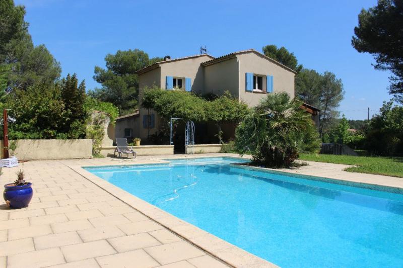 Vente de prestige maison / villa Lambesc 670000€ - Photo 1