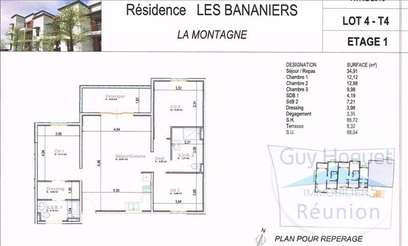 Vendita appartamento La montagne 281990€ - Fotografia 1