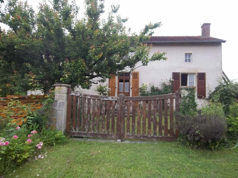 Vente maison / villa Civaux 80000€ - Photo 2