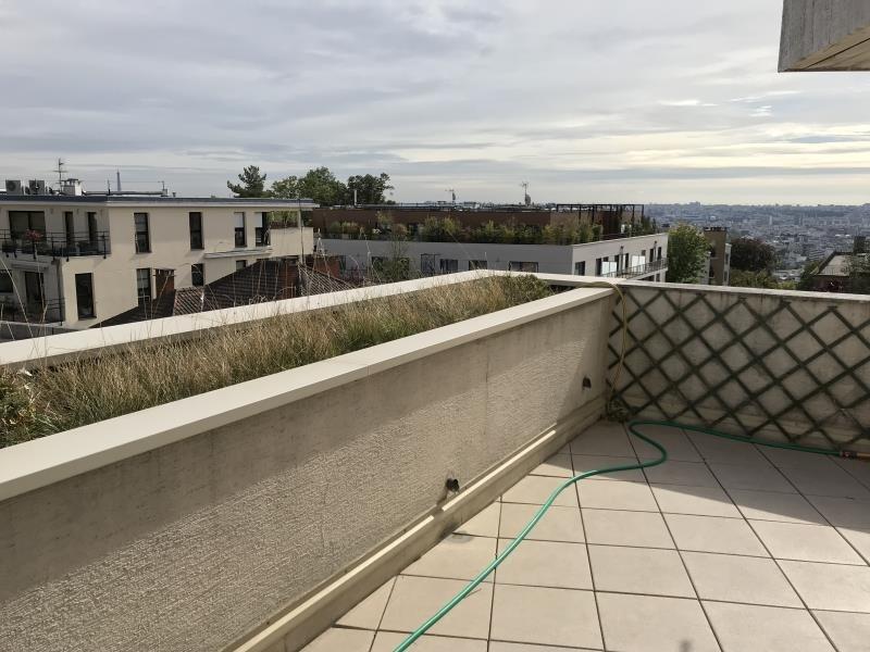 Sale apartment Saint-cloud 845000€ - Picture 1