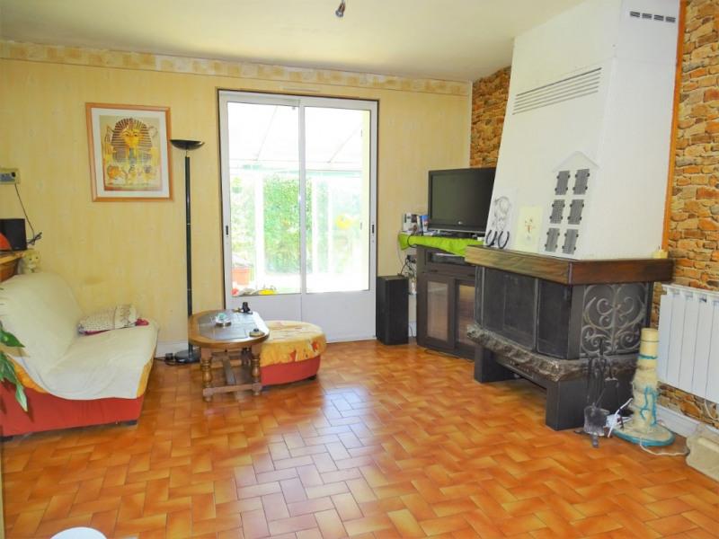 Vente maison / villa Chateauneuf en thymerais 155000€ - Photo 2