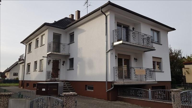 Rental apartment Lauterbourg 950€ CC - Picture 1