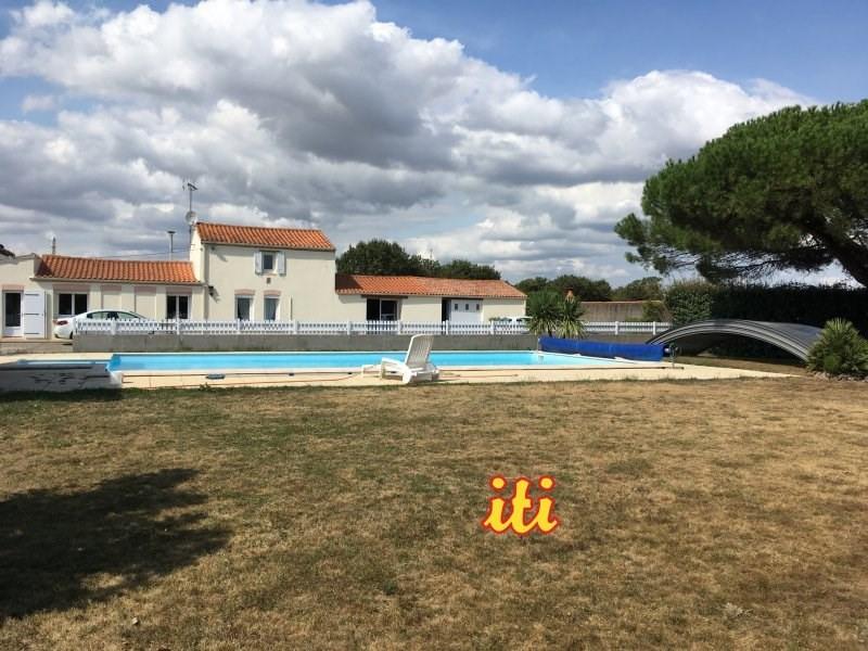 Sale house / villa Chateau d olonne 324000€ - Picture 1