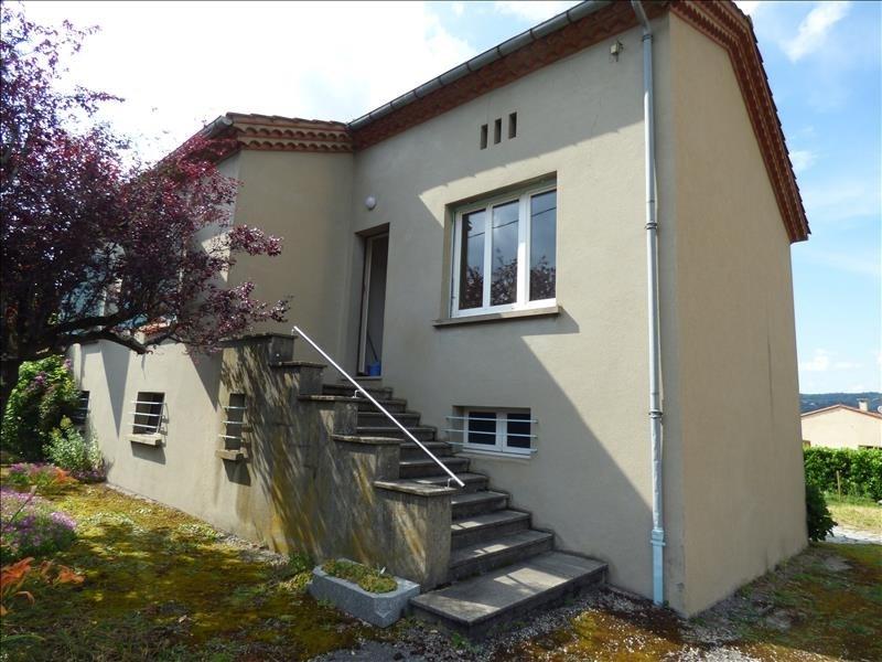 Sale house / villa Secteur de mazamet 125000€ - Picture 1