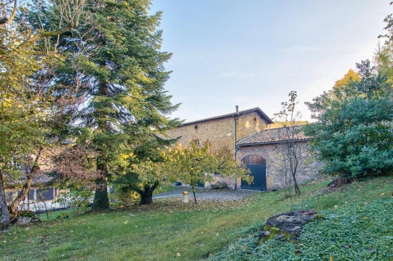 Vente de prestige maison / villa Chasselay 2575000€ - Photo 7