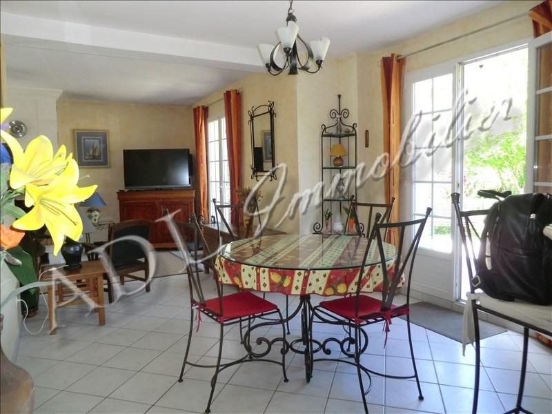 Vente maison / villa Coye la foret 500000€ - Photo 2