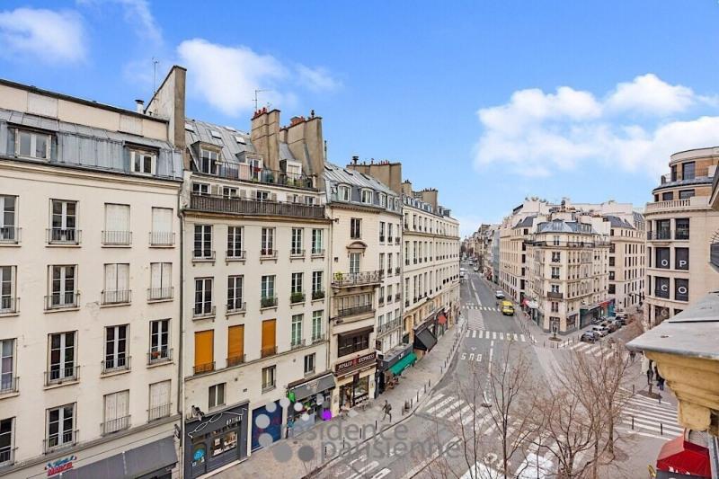 Vente appartement Paris 2ème 740000€ - Photo 8