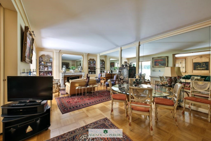 Deluxe sale apartment Neuilly 1 620 000€ - Picture 11
