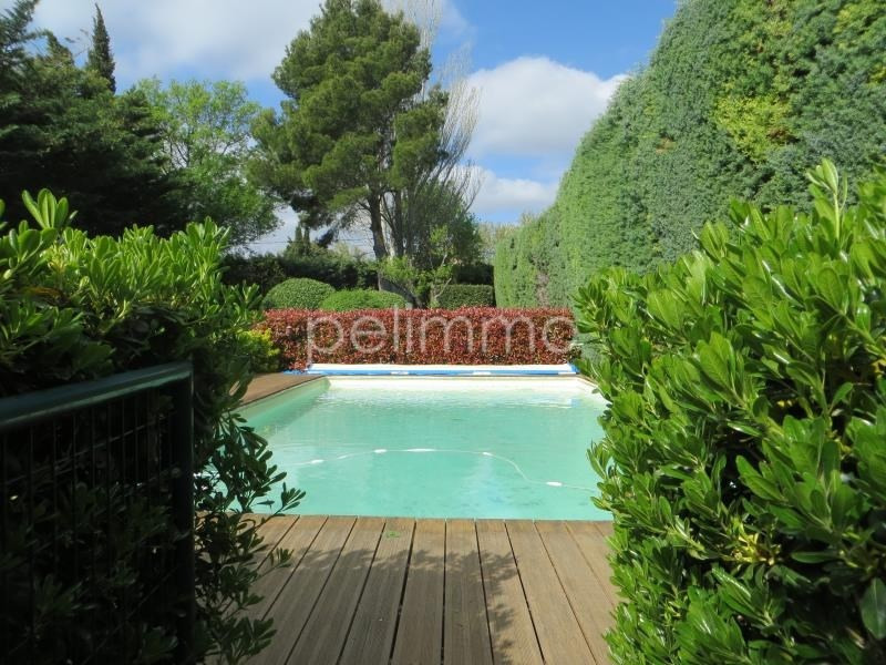 Vente maison / villa Eyguieres 550000€ - Photo 2