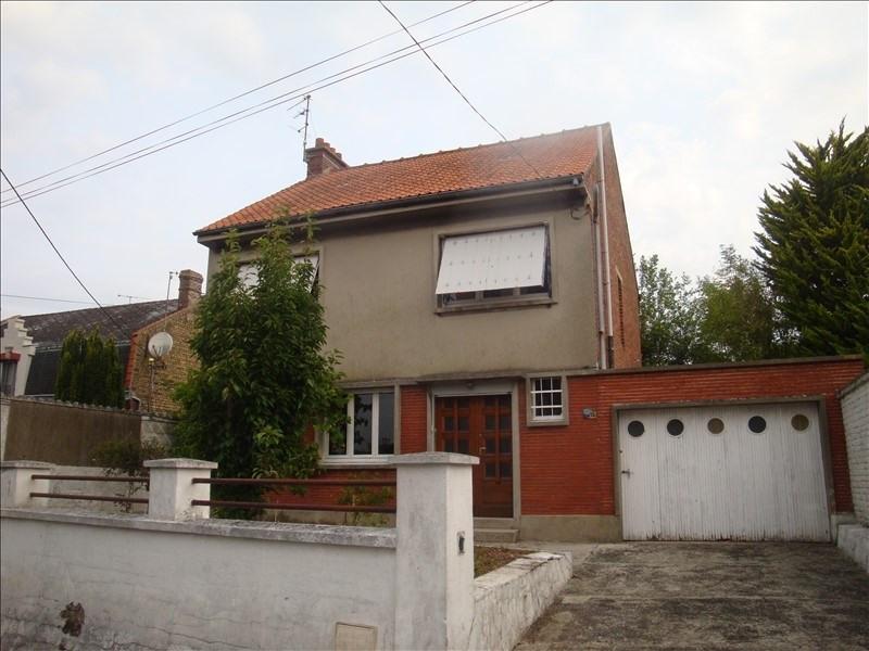 Sale house / villa Achicourt 142000€ - Picture 1