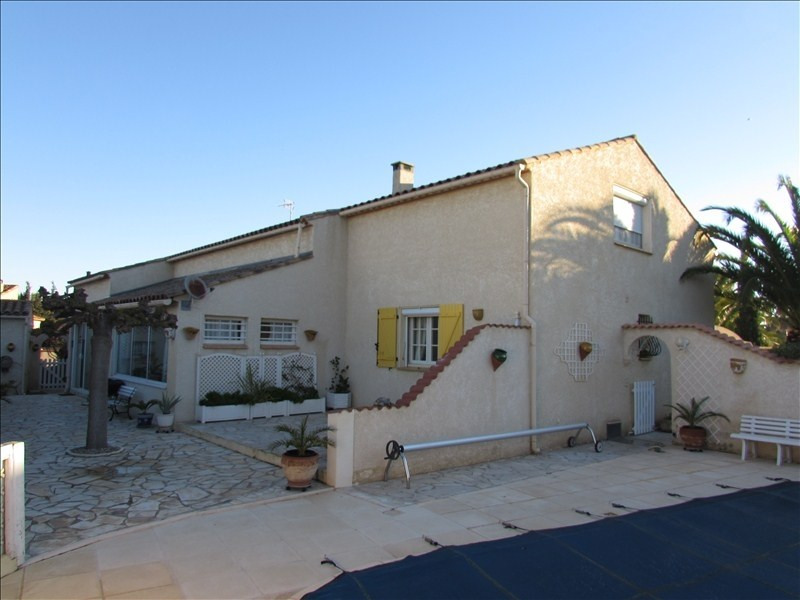 Sale house / villa Serignan 475 000€ - Picture 1