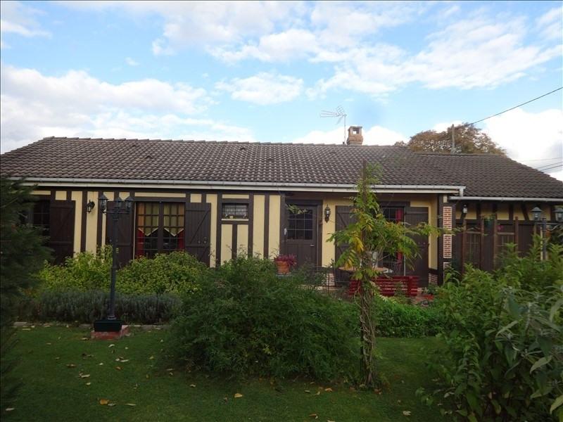 Vente maison / villa Gaillon 211500€ - Photo 2