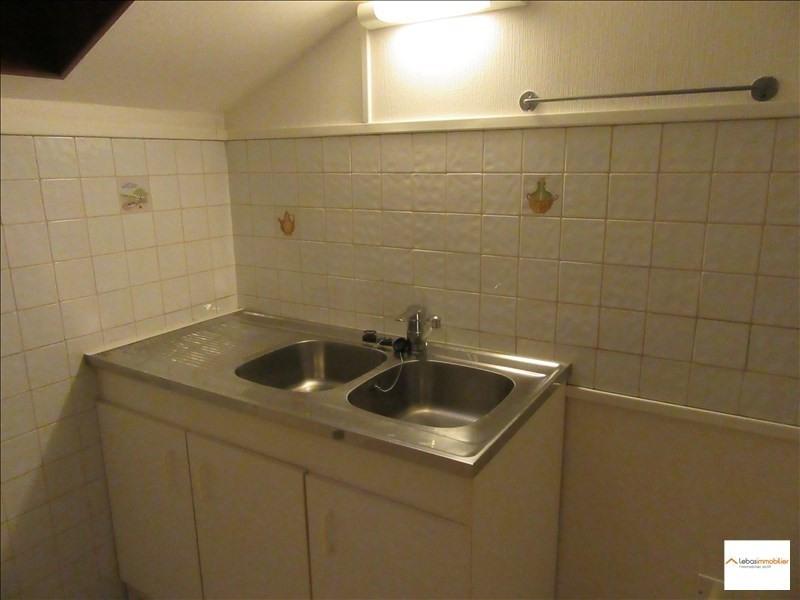 Rental apartment Yvetot 323€ CC - Picture 2