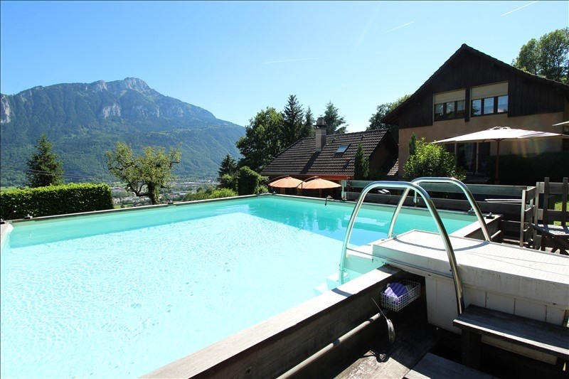 Vente de prestige maison / villa Ayze 580000€ - Photo 1