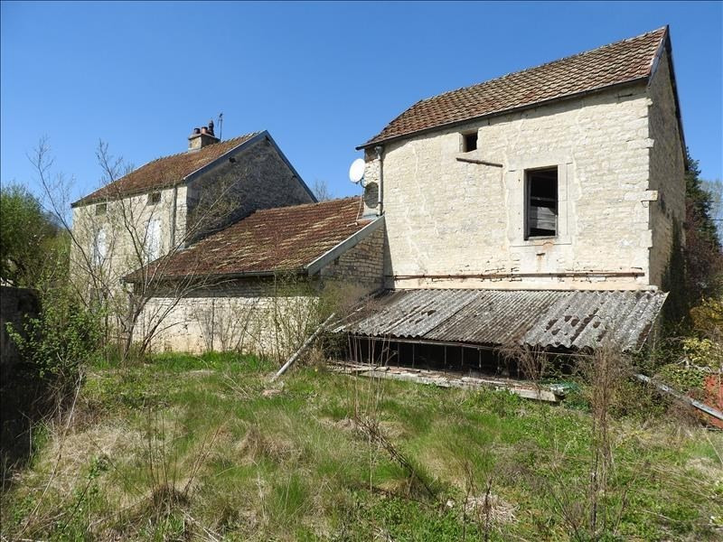 Vente maison / villa A 10mn de chatillon s/s 34000€ - Photo 2