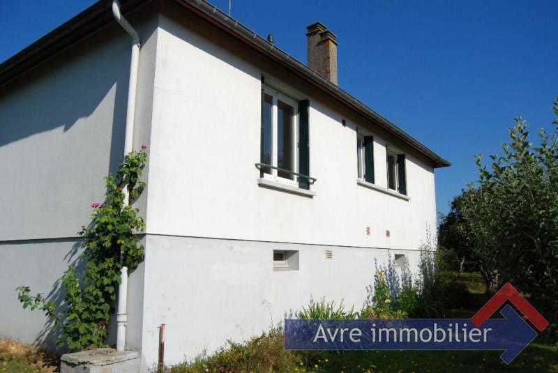 Vente maison / villa Verneuil d'avre et d'iton 128000€ - Photo 1
