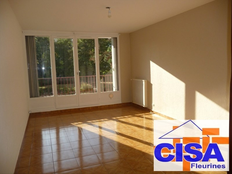 Rental apartment Compiegne 695€ CC - Picture 1