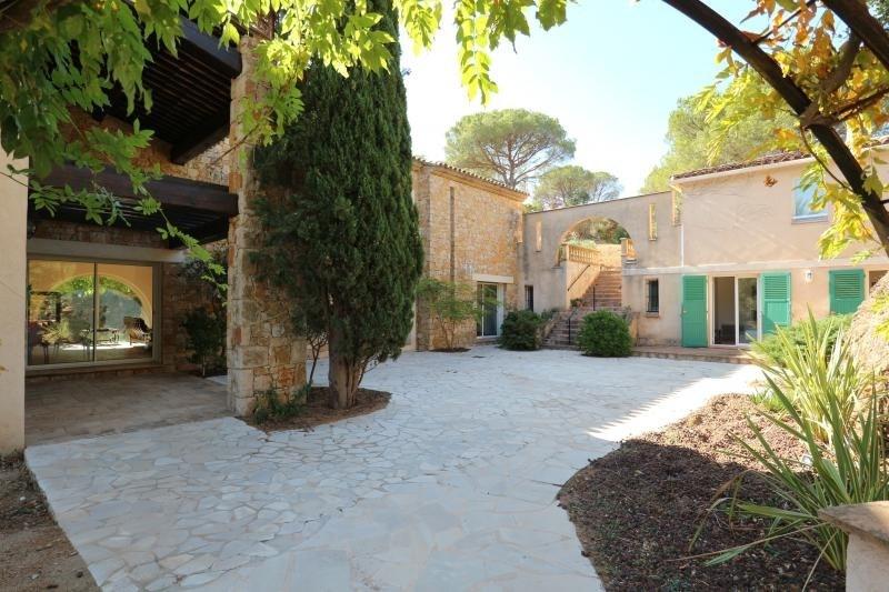 Престижная продажа дом Roquebrune sur argens 1100000€ - Фото 3