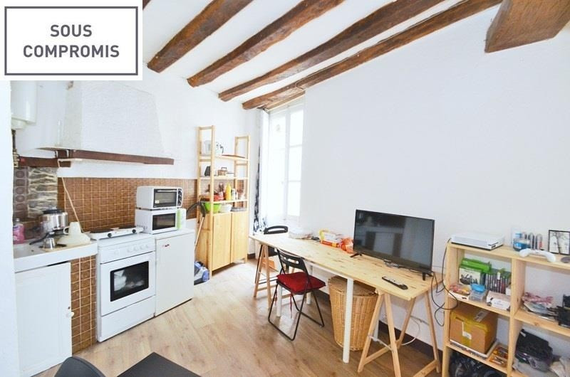 Vente appartement Nantes 92 500€ - Photo 1