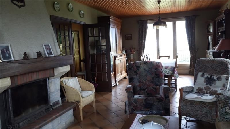 Vente maison / villa Franchesse 127200€ - Photo 2
