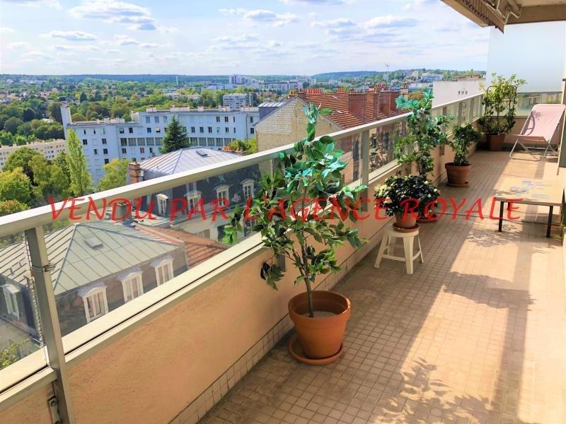 Sale apartment St germain en laye 890000€ - Picture 2
