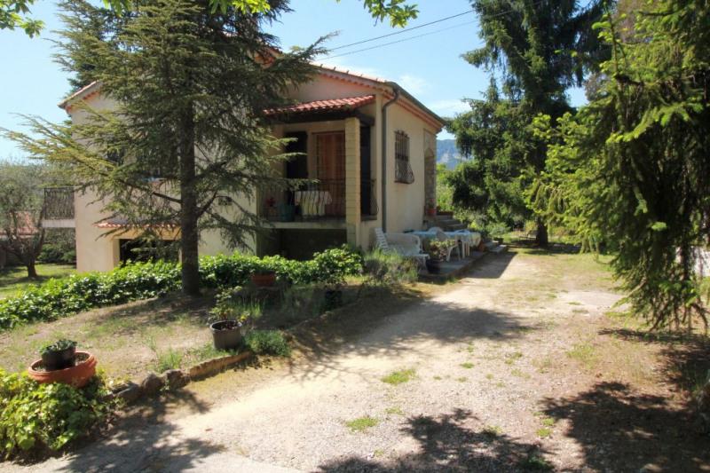 Sale house / villa Berre les alpes 380000€ - Picture 1