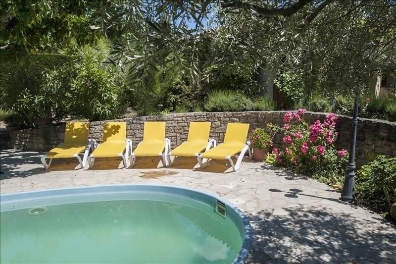 Vente de prestige maison / villa Beaumes de venise 829000€ - Photo 6