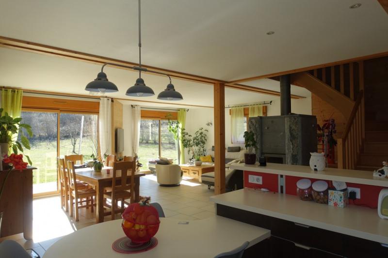 Vente maison / villa La chaux-du-dombief 323000€ - Photo 3