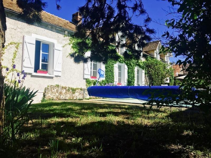 Sale house / villa Orgerus 548000€ - Picture 1