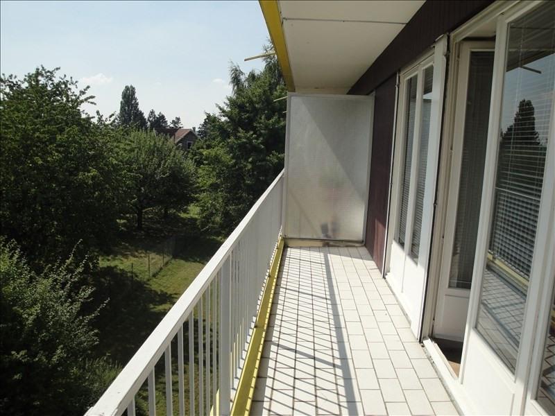 Verkoop  appartement Grand charmont 80000€ - Foto 6