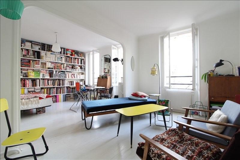 Vente appartement Paris 19ème 535000€ - Photo 1