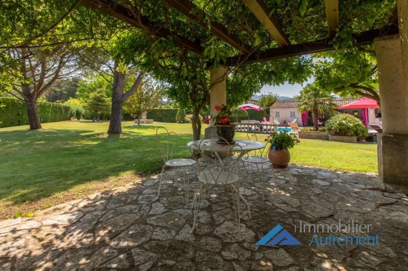 Immobile residenziali di prestigio casa Simiane-collongue 890000€ - Fotografia 3