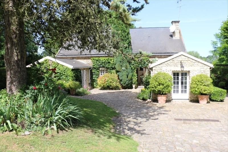 Deluxe sale house / villa St nom la breteche 1494000€ - Picture 2