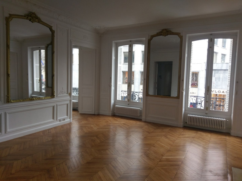 Rental apartment Paris 8ème 4 091,63€ CC - Picture 2