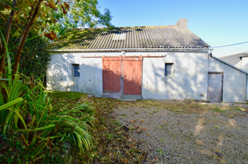 Vente maison / villa Plouneventer 119000€ - Photo 3