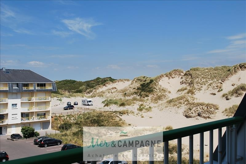 Sale apartment Fort mahon plage 127 000€ - Picture 1