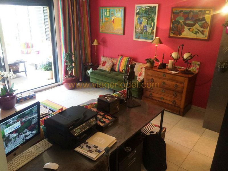 Lijfrente  appartement Mougins 52000€ - Foto 5