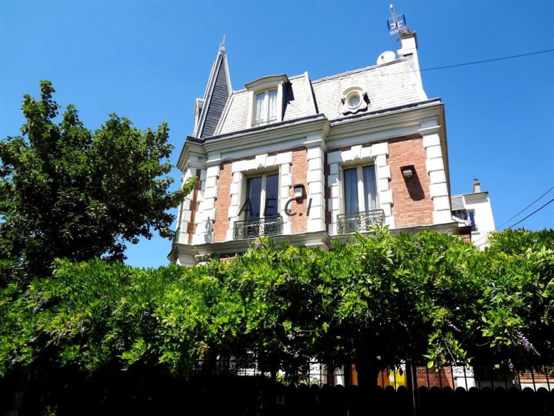 Vente de prestige maison / villa Asnières-sur-seine 1495000€ - Photo 1
