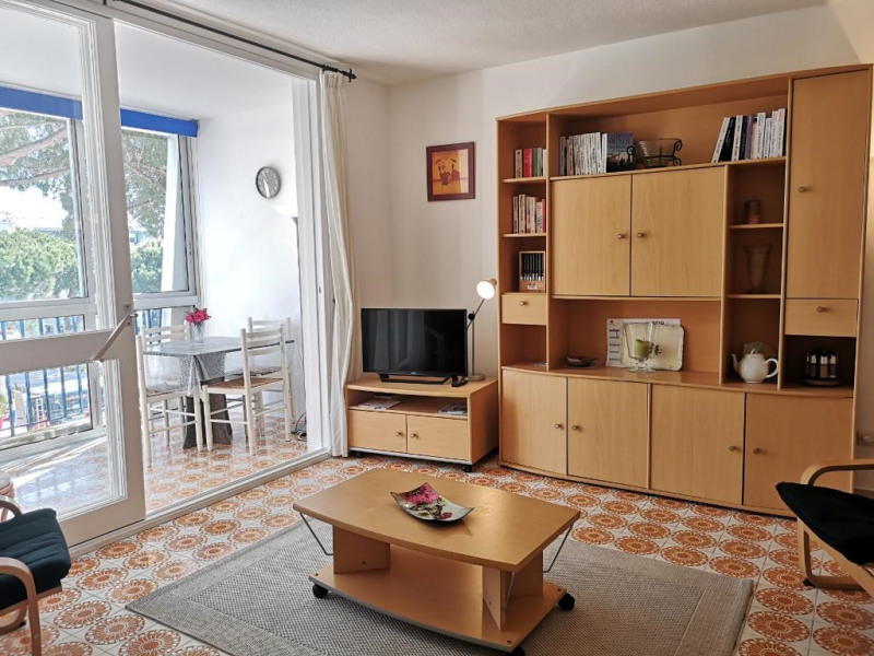 Vente appartement La grande motte 130 000€ - Photo 1