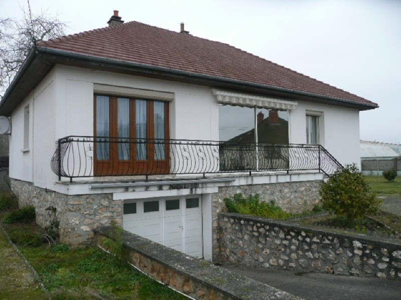 Vente maison / villa Argent sur sauldre 105000€ - Photo 1