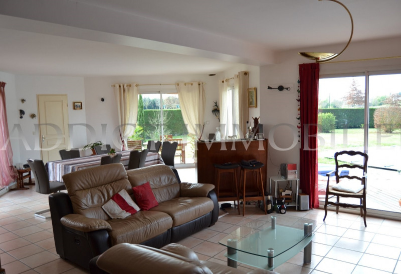 Vente maison / villa Bruguieres 419000€ - Photo 2