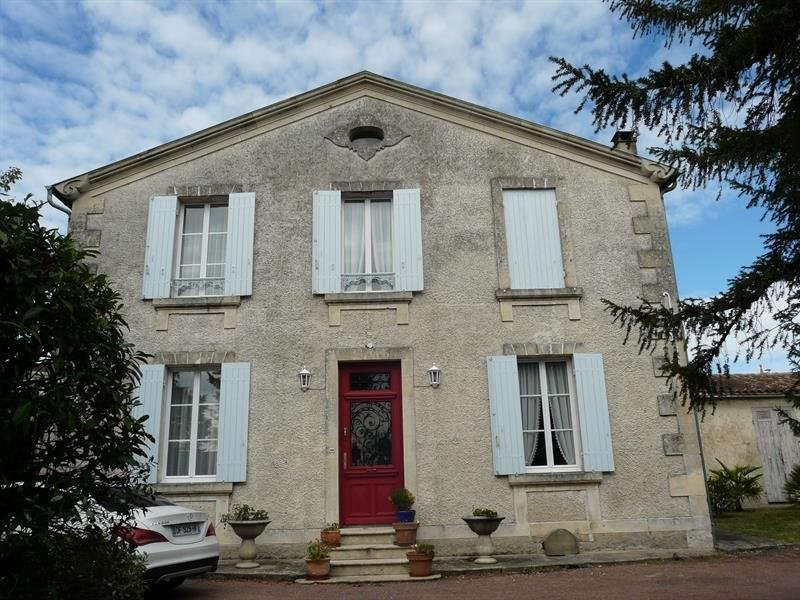 Sale house / villa Montendre 325 500€ - Picture 2