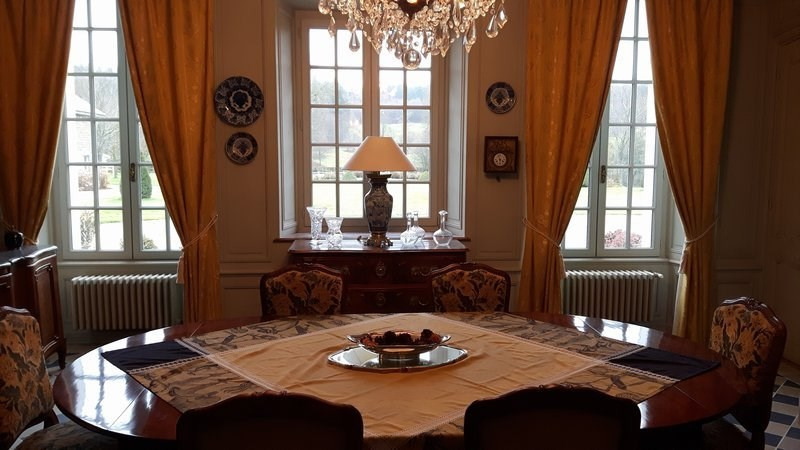 Verkauf von luxusobjekt schloss Villedieu les poeles 1947500€ - Fotografie 11